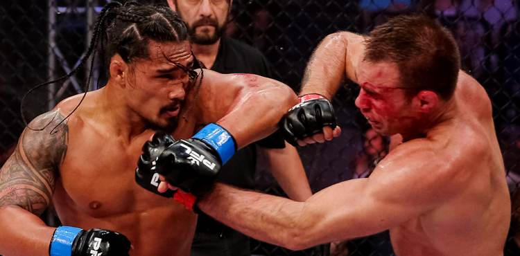 Ray Cooper Plans to Retire Jake Shields In Their Rematch at PFL 10