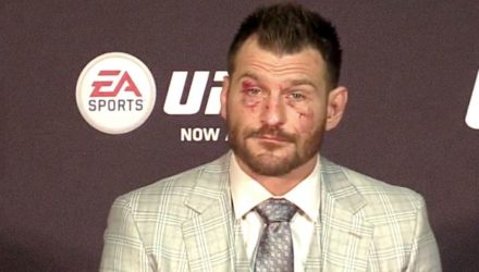 Stipe Miocic UFC 226 Post-Fight