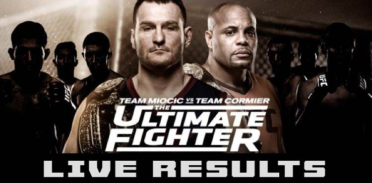 TUF 27 Live Results