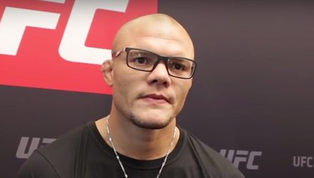 Anthony Smith - UFC Hamburg Scrum