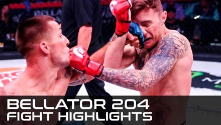 Bellator 204 Fight Highlights