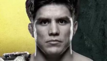 Henry Cejudo - And New
