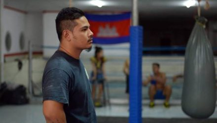 Hun Chanreach - Cambodian MMA