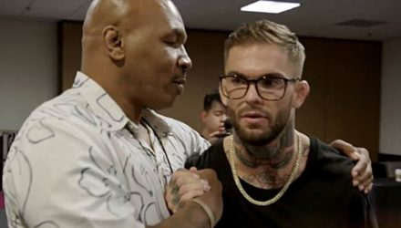 Mike Tyson and Cody Garbrandt - UFC 227 Embedded