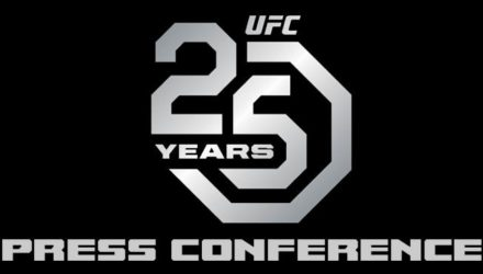 UFC 25 Years Press Conference