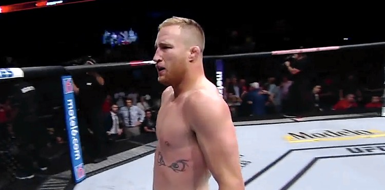 Justin Gaethje Explains Why Coach Trevor Wittman Didn T Jump Up To Celebrate Victory Mmaweekly Com For faster navigation, this iframe is preloading the wikiwand page for trevor wittman. why coach trevor wittman