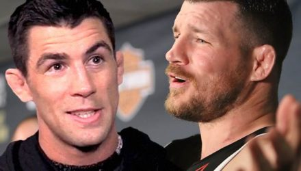 Dominick Cruz and Michael Bisping