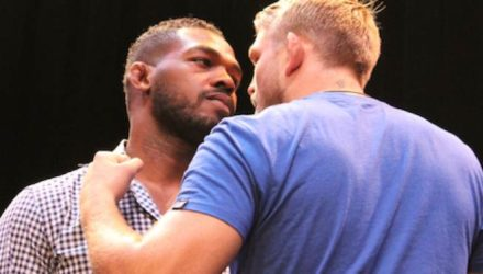 Jon Jones vs Alexander Gustafsson UFC Faceoff