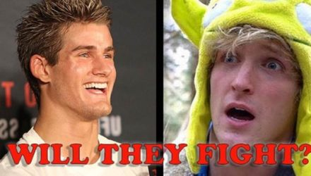 Sage Northcutt vs Logan Paul
