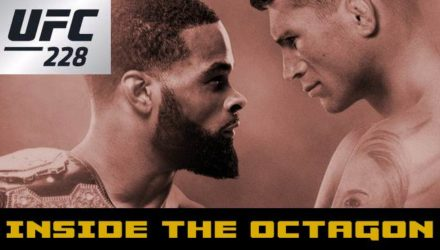 UFC 228 Woodley vs Till Inside the Octagon Preview
