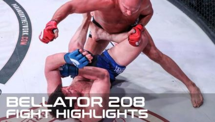 Bellator 208 Fight Highlights