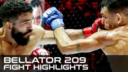 Bellator 209 Fight Highlights