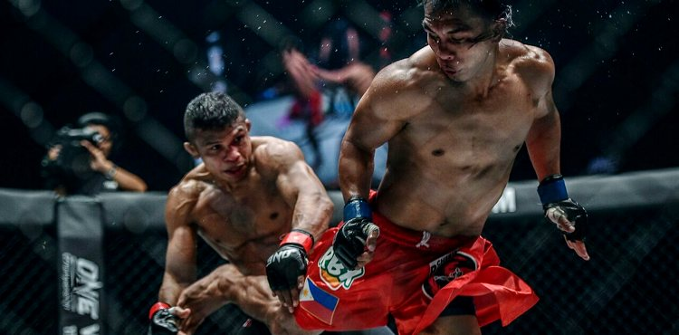 Bibiano Fernandes vs Kevin Belingon - ONE Heart of the Lion