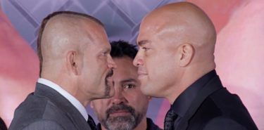 Chuck Liddell vs Tito Ortiz 3 Pre-Fight Faceoff