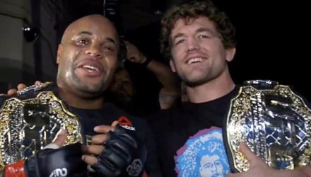 Daniel Cormier and Ben Askren UFC 230 Thrill and Agony