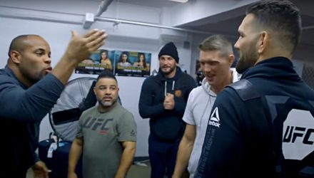 Daniel Cormier and Chris Weidman - UFC 230 Embedded