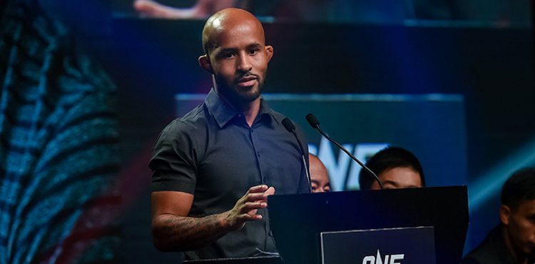 Demetrious Johnson - ONE Heart of the Lion