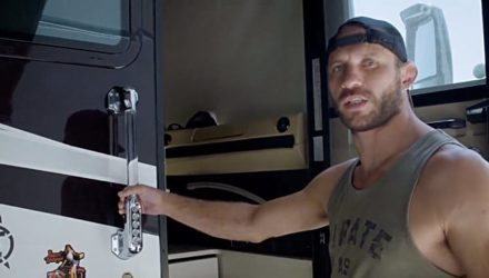 Donald Cerrone RV tour UFC Denver