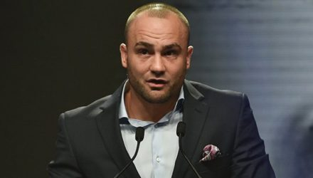 Eddie Alvarez - ONE Heart of the Lion