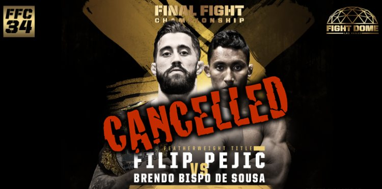 FFC 34 Cancelled