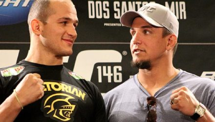 Junior dos Santos vs Frank Mir UFC 146