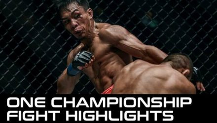 ONE Championship Heart of the Lion Fight Highlights