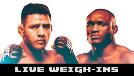 TUF 28 Finale Live Weigh-ins