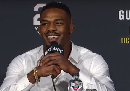 Jon Jones - UFC 232 Press Conference