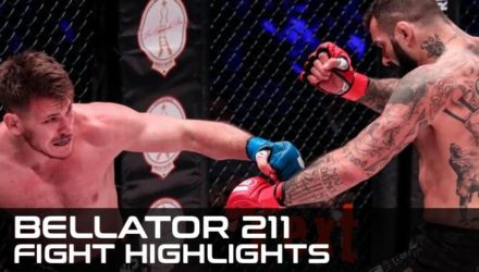 Bellator 211 Fight Highlights