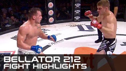 Bellator 212 Fight Highlights