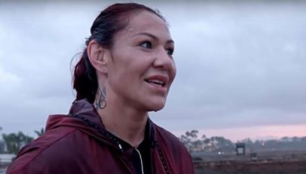 Cris Cyborg from UFC 232 Embedded Episode 1