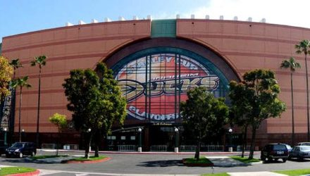 Honda Center Anaheim Calif