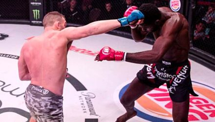 John Salter wins at Bellator 210