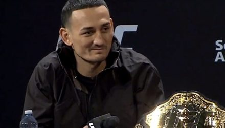 Max Holloway UFC 231 prefight press conference