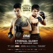 ONE Eternal Glory Fight Poster