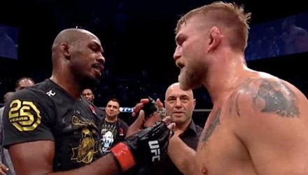 Jon Jones and Alexander Gustafsson - UFC 232 Thrill Agony