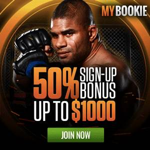 MyBookie Sign-Up Bonus