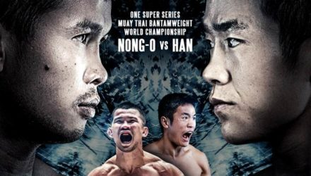 ONE Clash of Legends fight poster