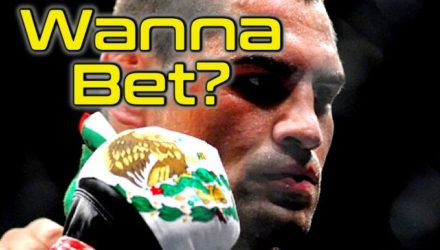Cain Velasquez - Wanna Bet