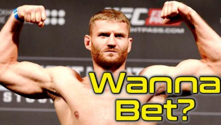 Jan Blachowicz - wanna bet