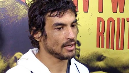Kron Gracie UFC Phoenix Post-Fight