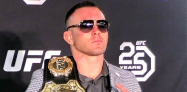 Colby Covington at UFC 225 (by Damon Martin)