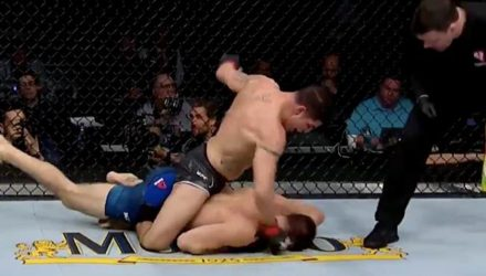 Diego Sanchez UFC 235 fight highlights