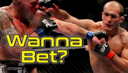 Junior dos Santos - Wanna Bet