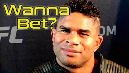 Alistair Overeem - Wanna Bet