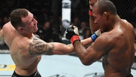Jack Hermansson defeats Jacare Souza at UFC Ft Lauderdale