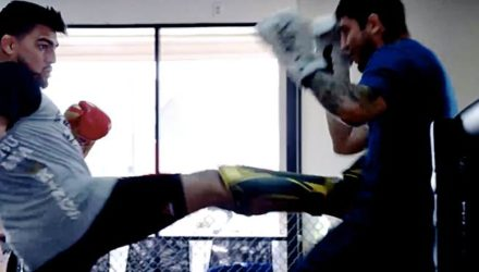 Kelvin Gastelum - UFC 236 embedded episode two