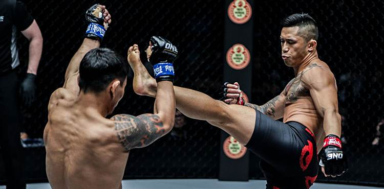 Martin Nguyen defends belt at ONE Roots of Honor