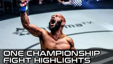ONE Championship Fight Highlights - Demetrious Johnson