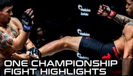 ONE Championship Roots of Honor Fight Highlights